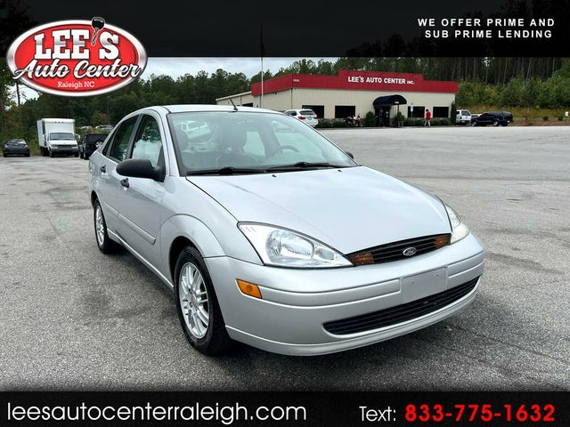 2000 Ford Focus ZTS