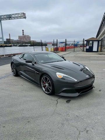 2014 Aston Martin Vanquish Coupe RWD