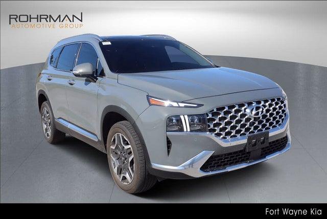 2021 Hyundai Santa Fe Limited AWD