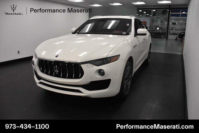 2017 Maserati Levante S 3.0L AWD
