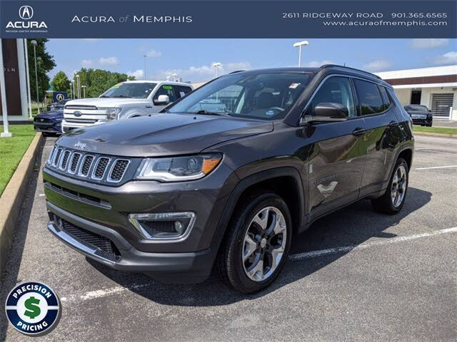 2017 Jeep Compass Limited 4WD