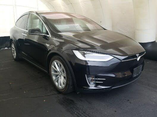 2016 Tesla Model X 90D AWD