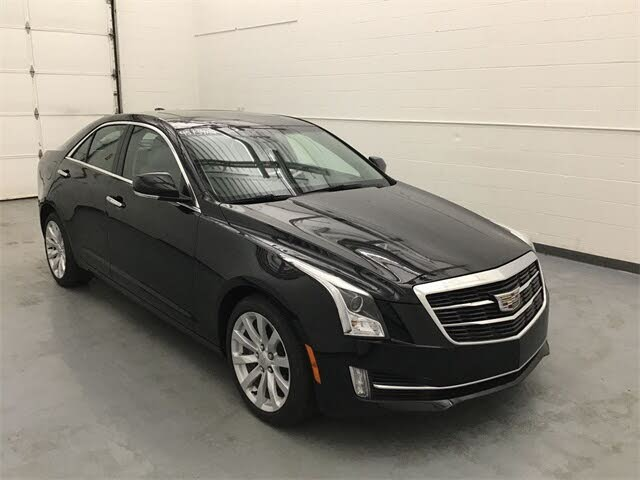 2018 Cadillac ATS 3.6L Premium Luxury AWD