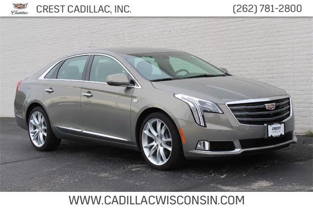 2018 Cadillac XTS Premium Luxury FWD