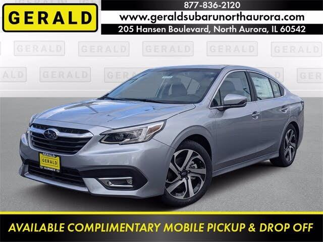 2022 Subaru Legacy Limited AWD