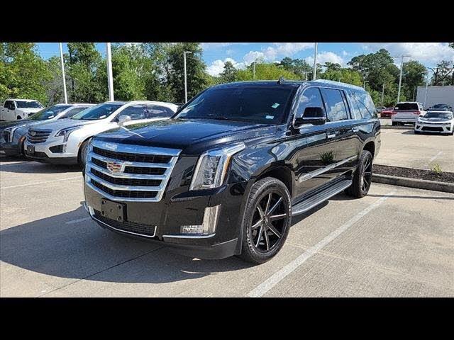 2017 Cadillac Escalade ESV RWD