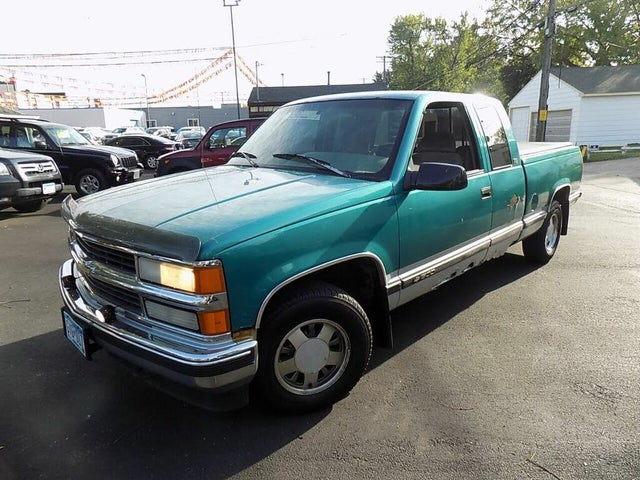 1996 Chevrolet C/K 1500 Silverado Extended Cab RWD