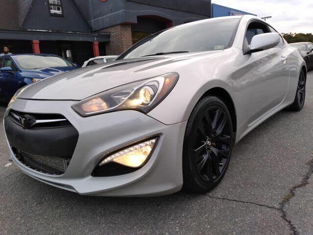 2013 Hyundai Genesis Coupe 2.0T R-Spec RWD