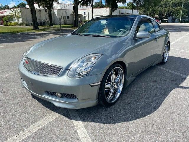 2004 INFINITI G35 Coupe RWD