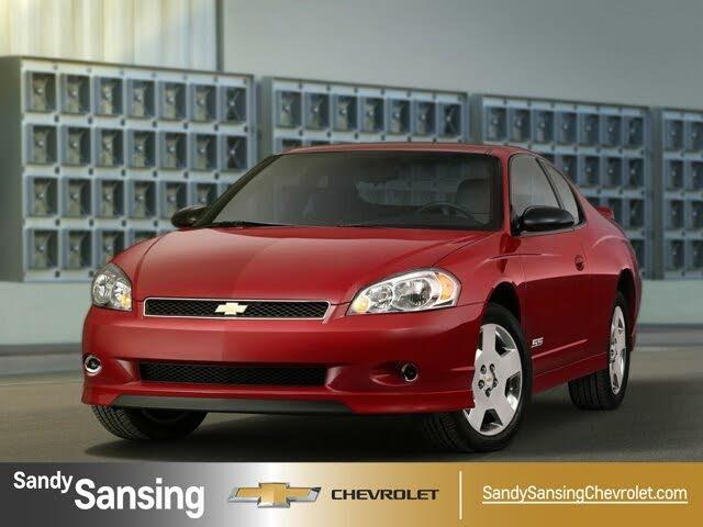 2007 Chevrolet Monte Carlo SS FWD