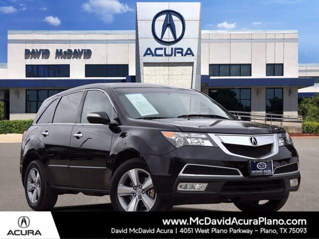 2011 Acura MDX SH-AWD