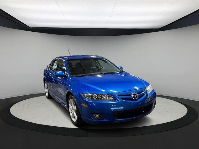 2006 Mazda MAZDA6 s Sport 4dr Hatchback