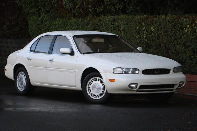 1995 INFINITI J30 RWD