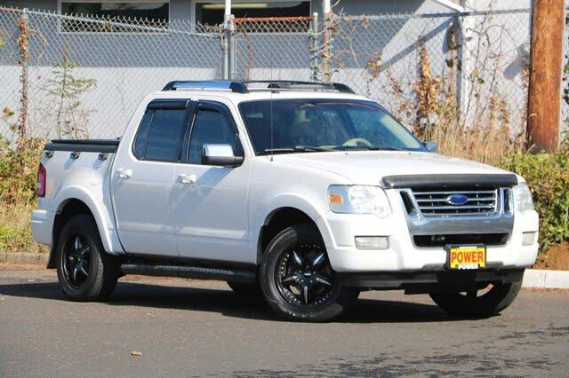 2009 Ford Explorer Sport Trac Limited 4WD