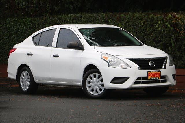 2015 Nissan Versa 1.6 S