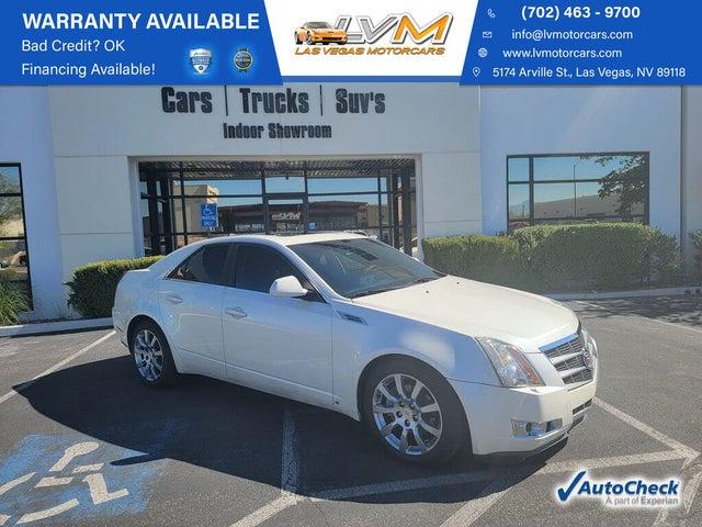 2009 Cadillac CTS 3.6L DI RWD