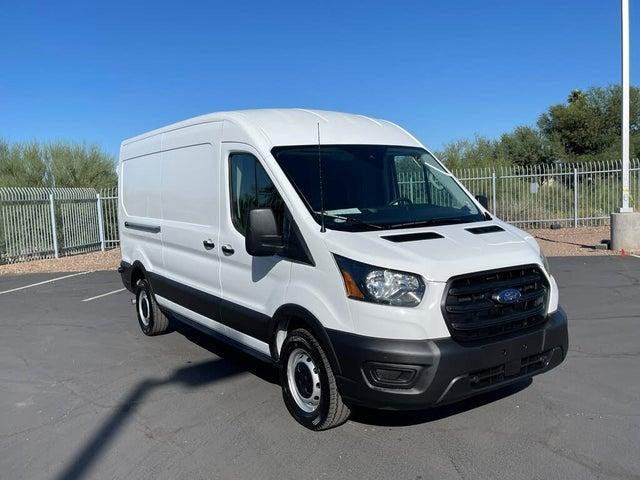 2020 Ford Transit Cargo 350 LWB RWD with Sliding Passenger-Side Door