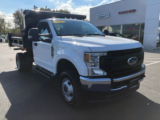 2020 Ford F-350 Super Duty Chassis XL DRW 4WD
