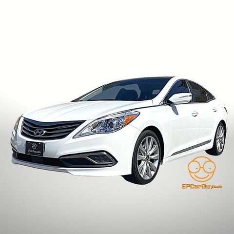 2017 Hyundai Azera Limited FWD