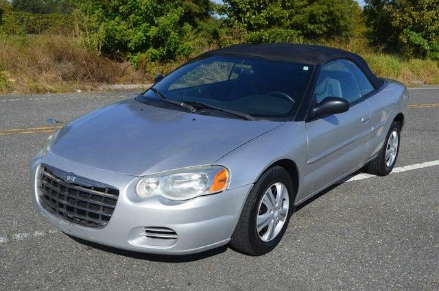 2005 Chrysler Sebring Convertible FWD