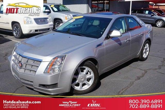 2008 Cadillac CTS 3.6L RWD