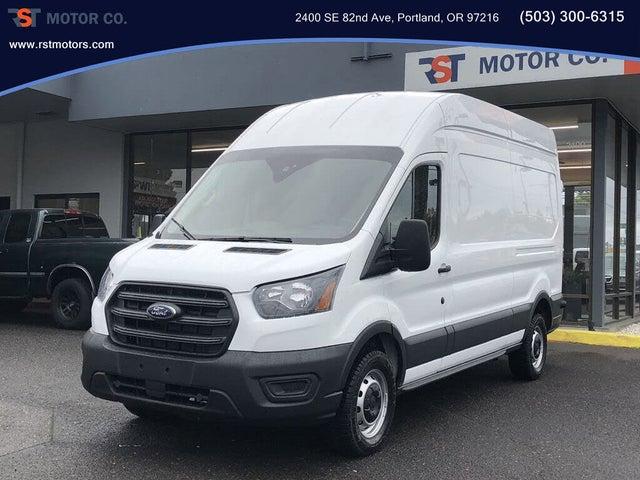 2017 Ford Transit Cargo 350 3dr LWB High Roof Cargo Van with Sliding Passenger Side Door