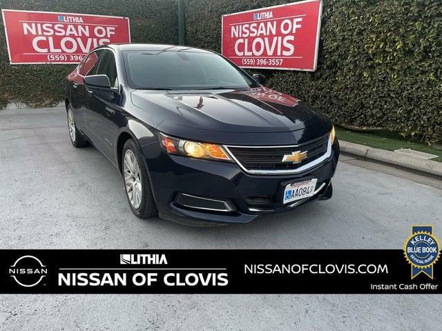 2018 Chevrolet Impala LS Fleet FWD