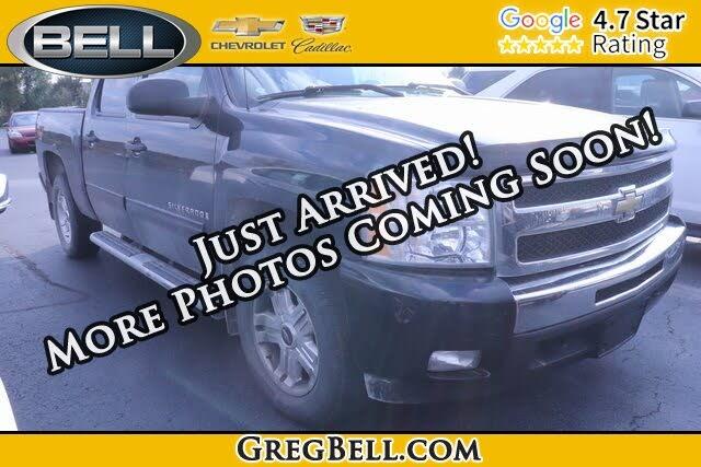 2009 Chevrolet Silverado 1500 LT Crew Cab 4WD