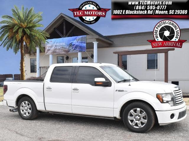 2011 Ford F-150 Lariat Limited SuperCrew