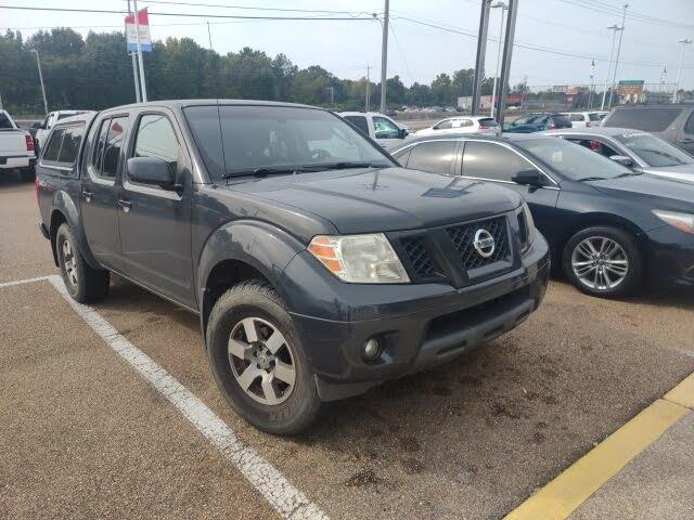 2011 Nissan Frontier PRO-4X Crew Cab 4WD