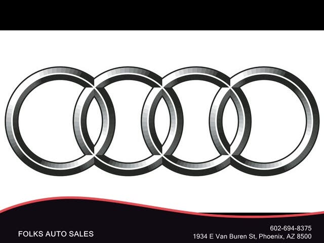 2012 Audi A6 2.0T Premium Plus Sedan FWD