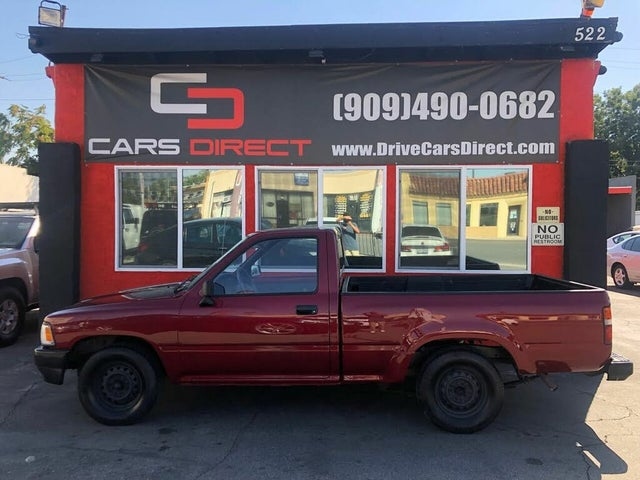 1993 Toyota Pickup 2 Dr STD Standard Cab SB
