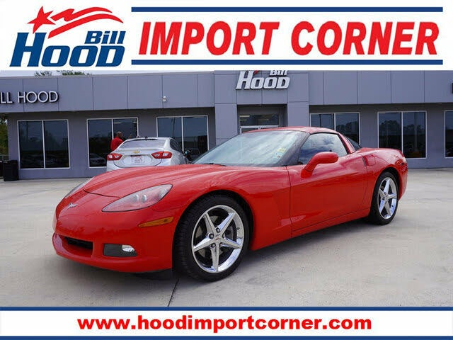 2011 Chevrolet Corvette 2LT Coupe RWD