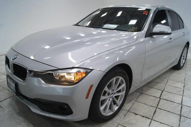 2016 BMW 3 Series 320i Sedan RWD