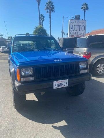 1993 Jeep Cherokee Sport 2-Door 4WD