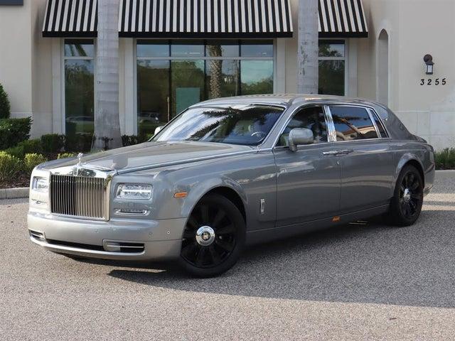 2016 Rolls-Royce Phantom Extended Wheelbase