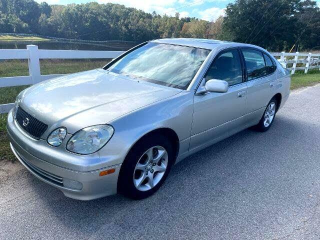 2002 Lexus GS 300 300 RWD