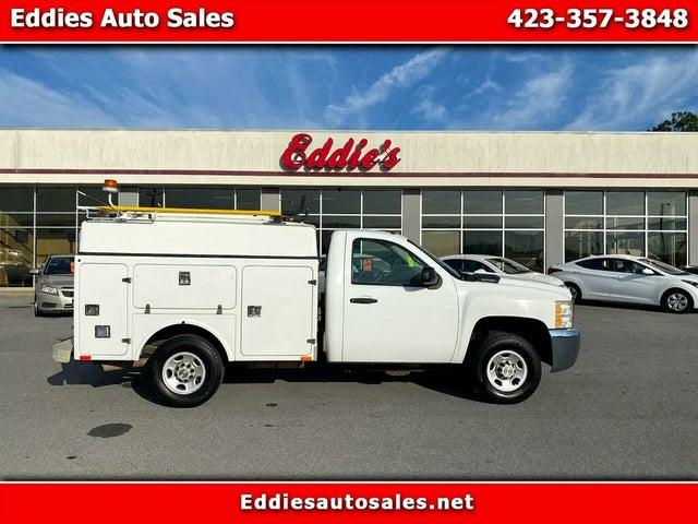 2008 Chevrolet Silverado 2500HD Work Truck Crew Cab RWD