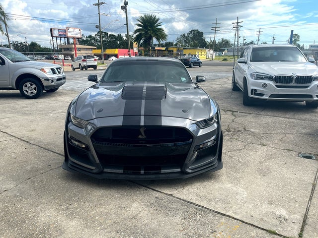 2021 Ford Mustang Shelby GT500 Fastback RWD
