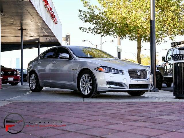 2012 Jaguar XF XF RWD