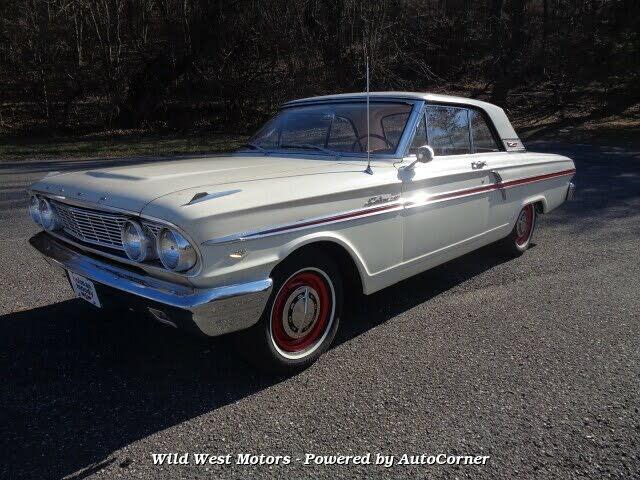 1964 Ford Fairlane Sedan