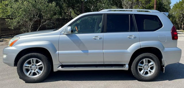 2007 Lexus GX 470 470 4WD