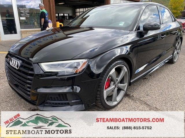 2019 Audi S3 2.0T quattro Premium Plus AWD