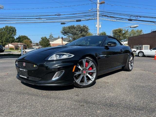 2015 Jaguar XK-Series XKR Convertible RWD