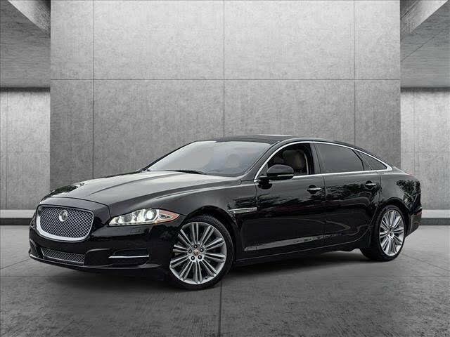 2015 Jaguar XJ-Series XJL Portfolio AWD