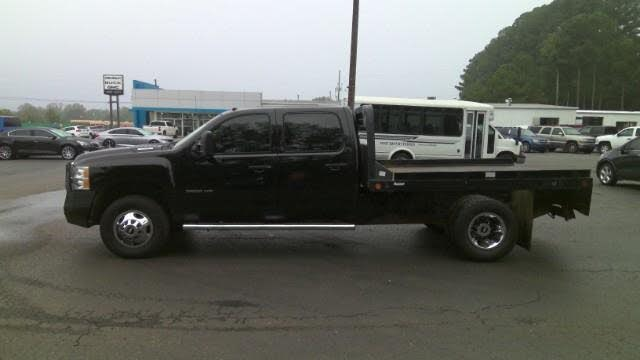 2012 Chevrolet Silverado 3500HD Chassis Work Truck Crew Cab 4WD