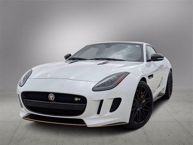 2015 Jaguar F-TYPE R Coupe RWD