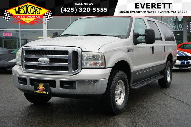 2005 Ford Excursion XLS 4WD