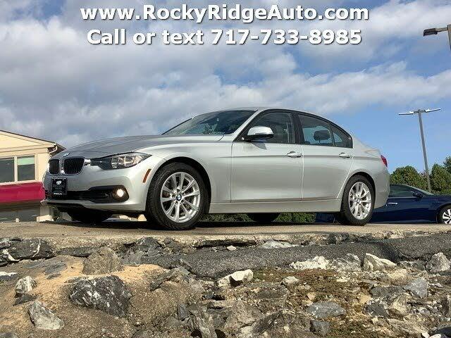 2016 BMW 3 Series 320i xDrive Sedan AWD