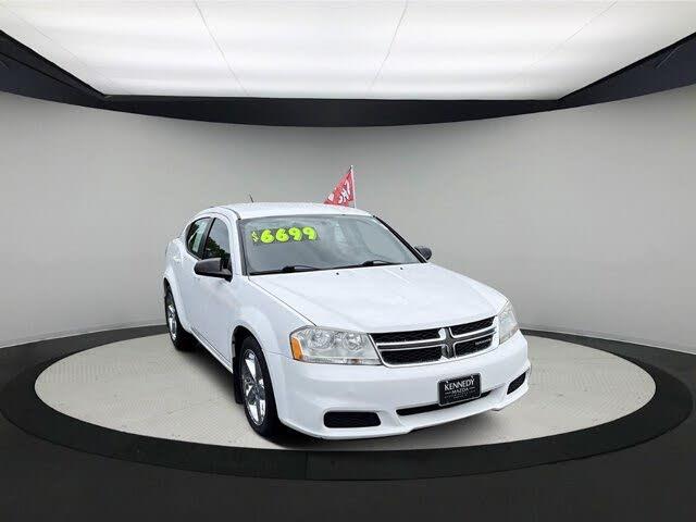 2012 Dodge Avenger SE FWD